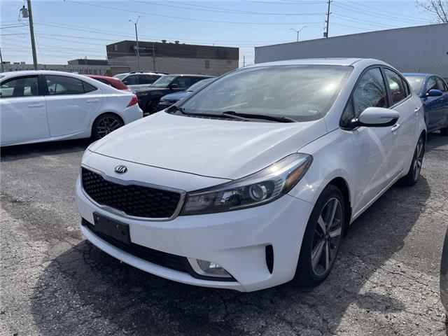 2017 Kia Forte EX+ (Stk: D21236B) in Waterloo - Image 1 of 1