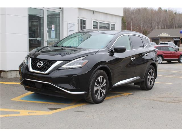 2019 Nissan Murano SV 5N1AZ2MS3KN148985 P21-5 in Fredericton