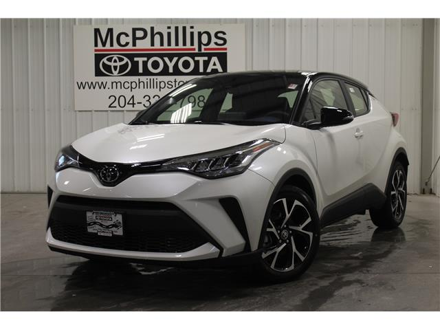 2021 Toyota C-HR XLE Premium (Stk: 1111793) in Winnipeg - Image 1 of 18