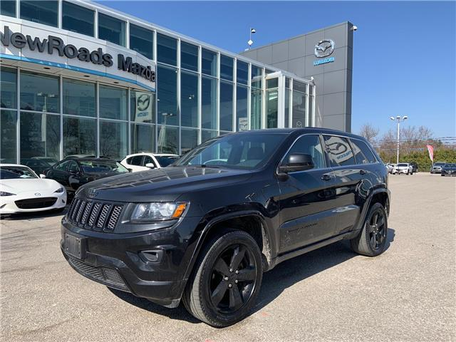 2015 Jeep Grand Cherokee Laredo (Stk: 42210A) in Newmarket - Image 1 of 8