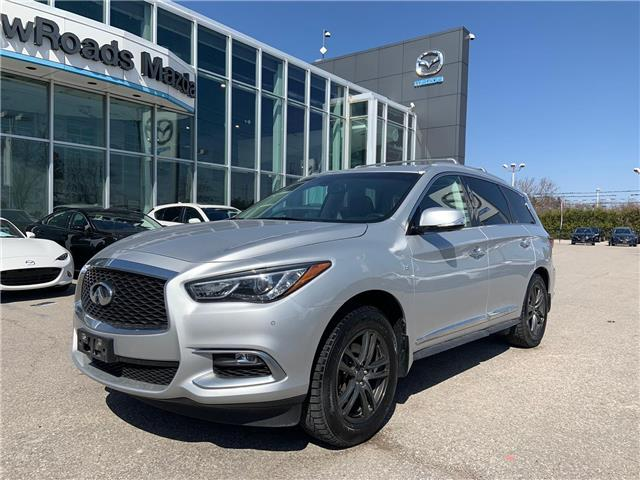 2016 Infiniti QX60 Base (Stk: 42160A) in Newmarket - Image 1 of 8
