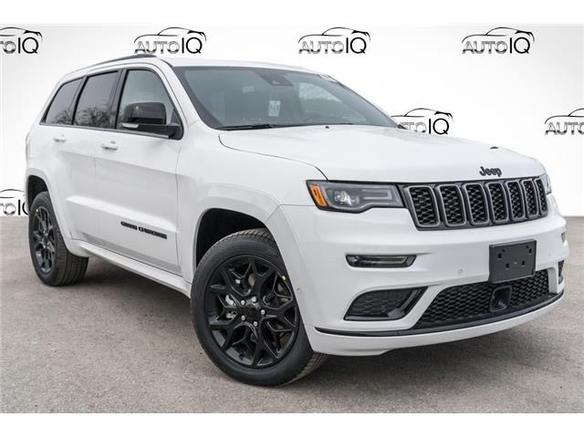 2021 Jeep Grand Cherokee Limited (Stk: 34979) in Barrie - Image 1 of 27