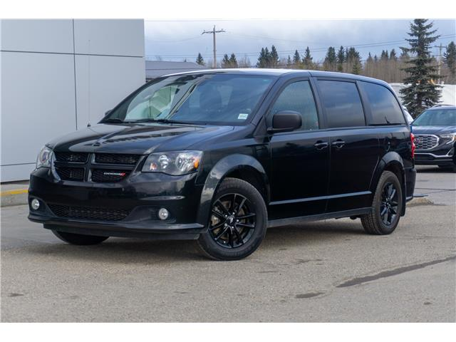 2019 Dodge Grand Caravan CVP/SXT (Stk: P21-100) in Edson - Image 1 of 15