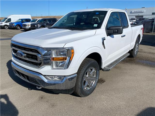 2021 Ford F-150 XLT (Stk: M-405) in Calgary - Image 1 of 5