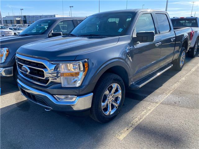 2021 Ford F-150 XLT (Stk: M-1105) in Calgary - Image 1 of 5