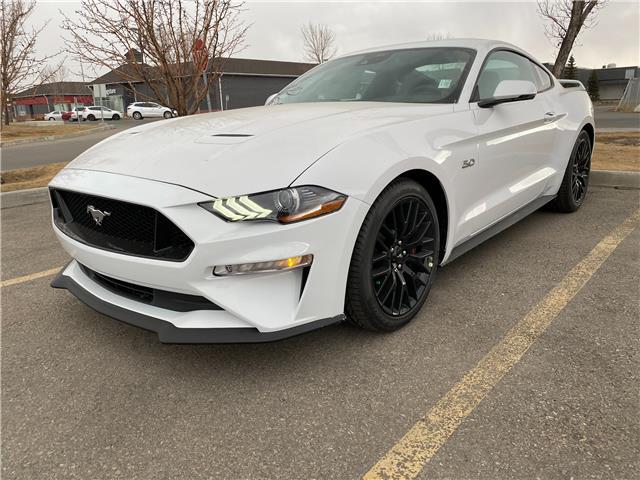 2021 Ford Mustang GT Premium (Stk: M-490) in Calgary - Image 1 of 5