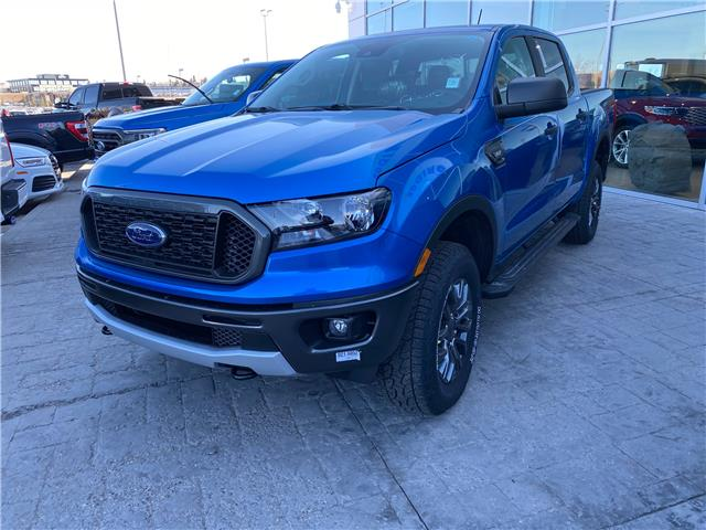 2021 Ford Ranger XLT (Stk: M-619) in Calgary - Image 1 of 5