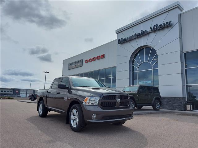 2021 RAM 1500 Classic Tradesman (Stk: AM056) in Olds - Image 1 of 25