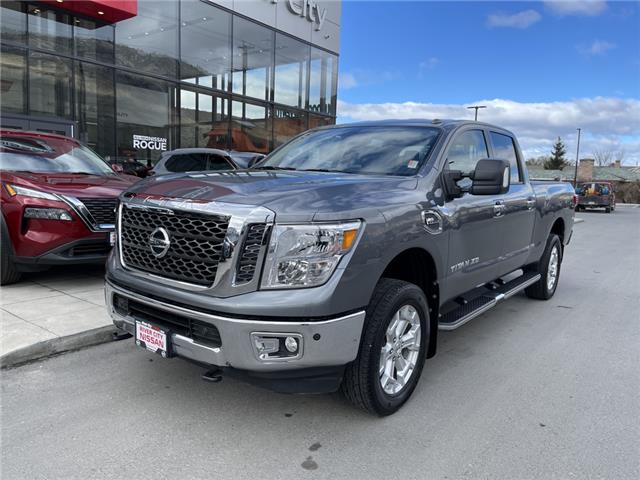 2018 Nissan Titan XD SV Gas (Stk: UT1594) in Kamloops - Image 1 of 21