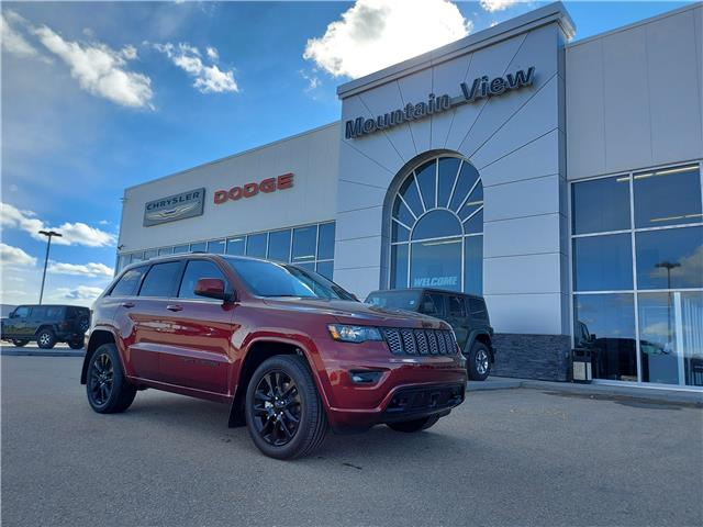 2021 Jeep Grand Cherokee Laredo (Stk: AM036) in Olds - Image 1 of 23