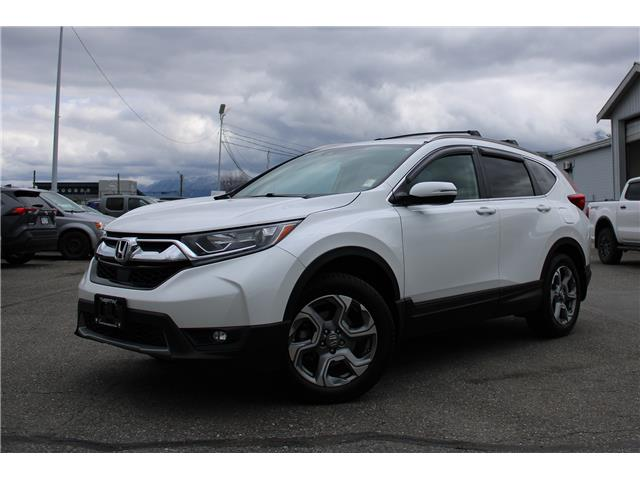 2019 Honda CR-V EX (Stk: K21-0028A) in Chilliwack - Image 1 of 17