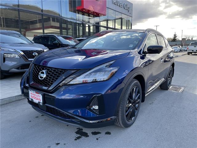 2021 Nissan Murano Midnight Edition (Stk: T21127) in Kamloops - Image 1 of 26