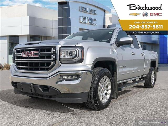 2018 GMC Sierra 1500 SLE (Stk: F3WGFM) in Winnipeg - Image 1 of 27