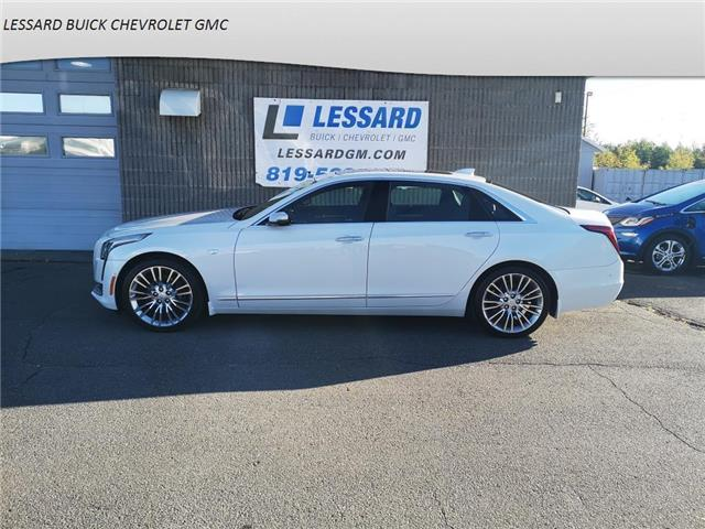 2017 Cadillac CT6 3.6L Premium Luxury (Stk: 20-330AS) in Shawinigan - Image 1 of 29
