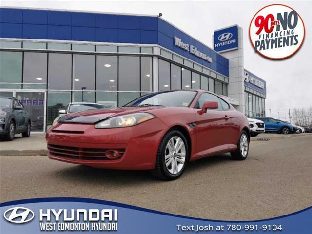 2008 Hyundai Tiburon GS (Stk: 17751A) in Edmonton - Image 1 of 21