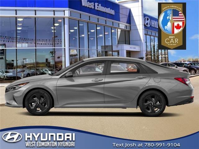 2021 Hyundai Elantra Preferred (Stk: EL12780T) in Edmonton - Image 1 of 1