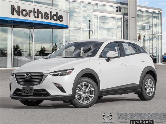 2021 Mazda CX-3 GS (Stk: M21211) in Sault Ste. Marie - Image 1 of 23