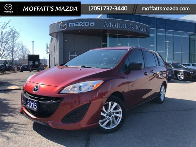 2015 Mazda Mazda5 GS (Stk: P9056A) in Barrie - Image 1 of 18