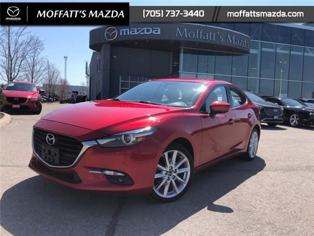 2017 Mazda Mazda3 GT (Stk: P8421A) in Barrie - Image 1 of 21