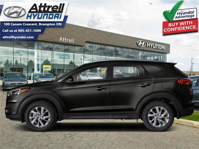 2021 Hyundai Tucson 2.0L Preferred AWD w/Sun and Leather (Stk: 37185) in Brampton - Image 1 of 1
