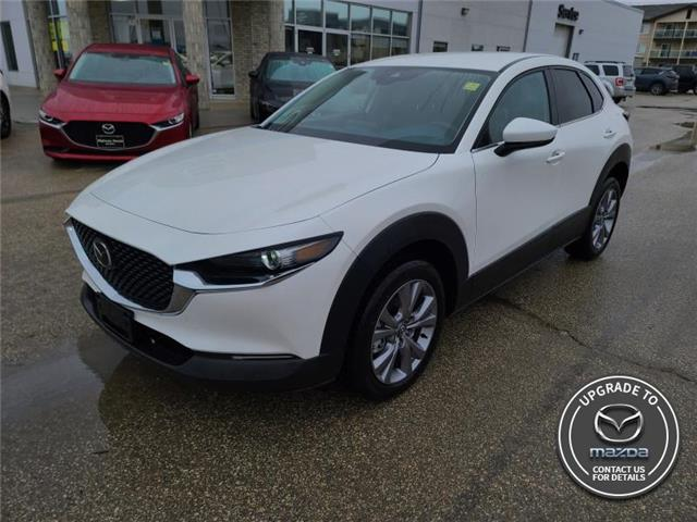 2021 Mazda CX-30 GS (Stk: M21076) in Steinbach - Image 1 of 22