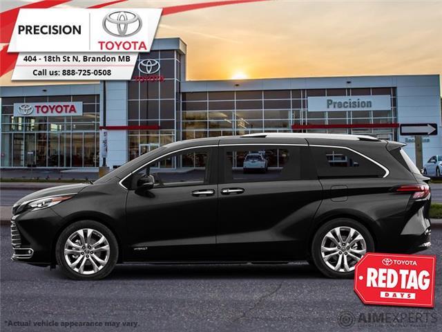 2021 Toyota Sienna Limited 7-Passenger AWD (Stk: 21228) in Brandon - Image 1 of 1