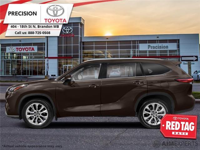 2021 Toyota Highlander Platinum (Stk: 21230) in Brandon - Image 1 of 1