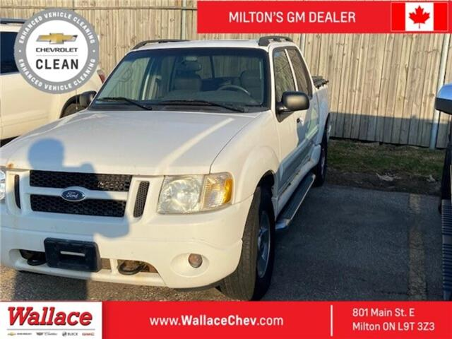 2005 Ford Explorer Sport Trac 4dr Adrenalin 4WD AS IS UNIT (Stk: 1FMZU7) in Milton - Image 1 of 1