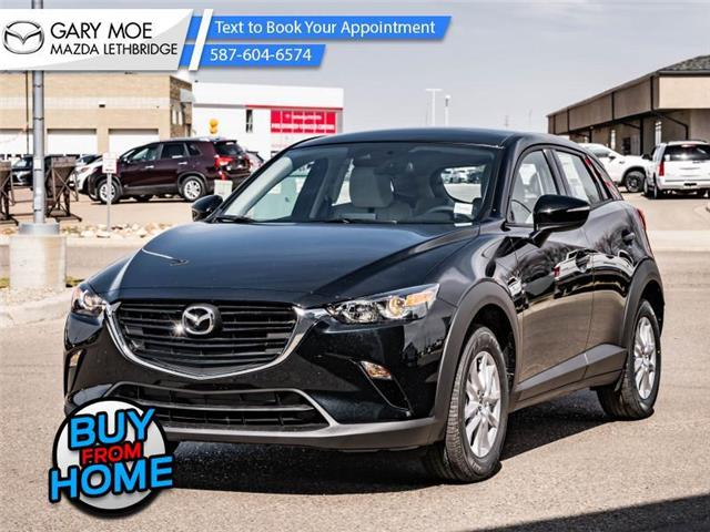 2021 Mazda CX-3 GS (Stk: 21-3243) in Lethbridge - Image 1 of 28