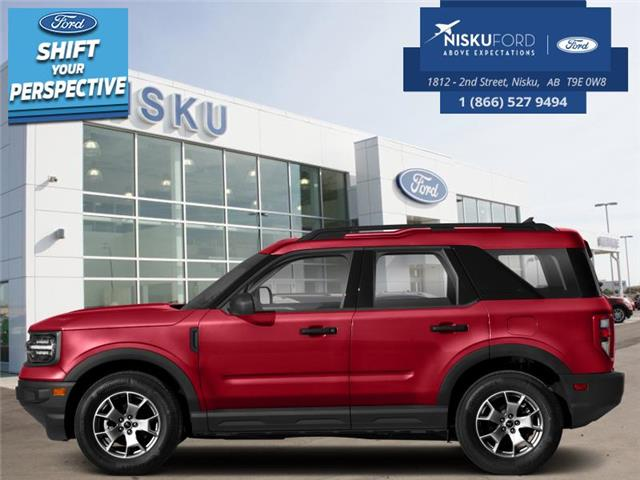 2021 Ford Bronco Sport Badlands (Stk: BR1010) in Nisku - Image 1 of 1