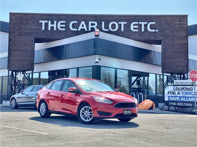2016 Ford Focus SE (Stk: 21100) in Sudbury - Image 1 of 22