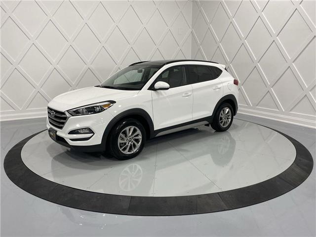 2018 Hyundai Tucson SE 2.0L (Stk: NP4794) in Vaughan - Image 1 of 28