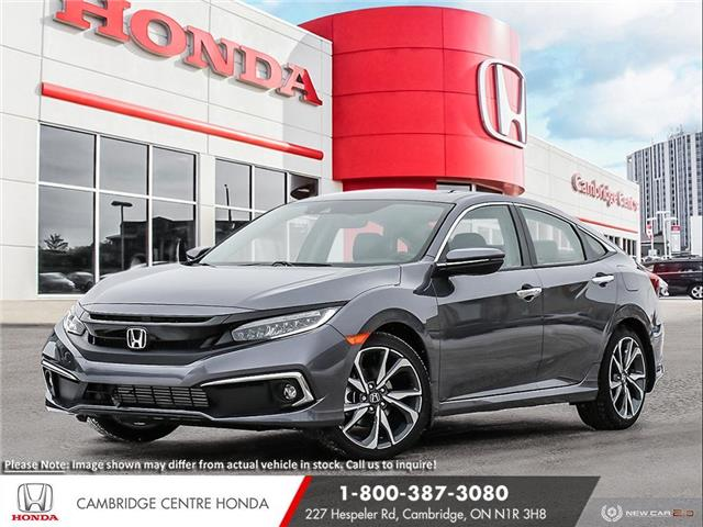 2021 Honda Civic Touring (Stk: 21753) in Cambridge - Image 1 of 24