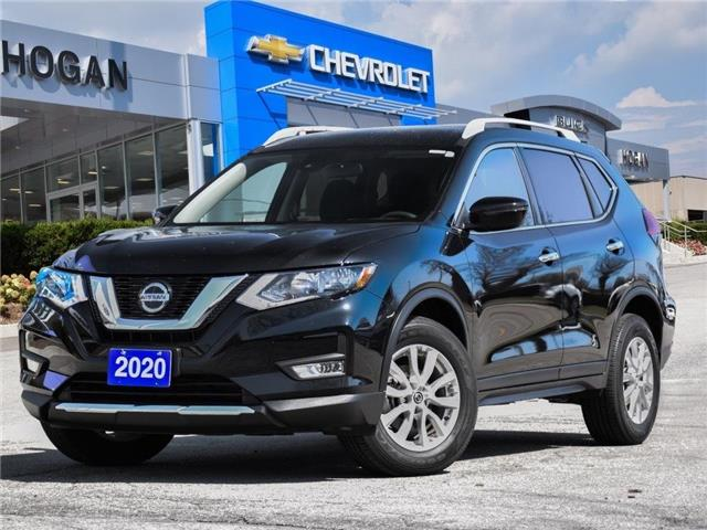 2020 Nissan Rogue S (Stk: WN713216) in Scarborough - Image 1 of 26