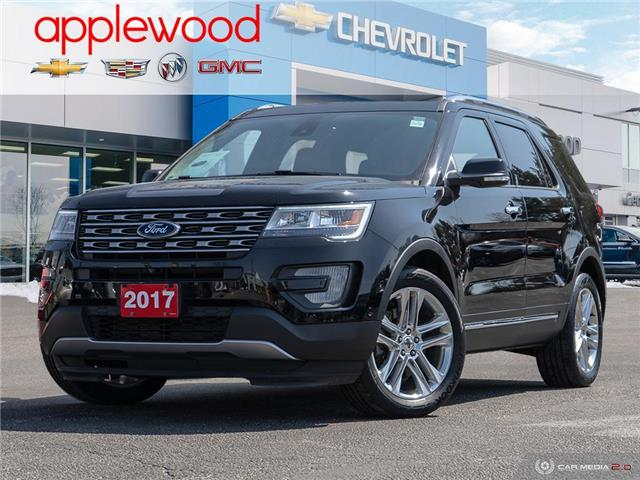 2017 Ford Explorer Limited (Stk: 71468TN) in Mississauga - Image 1 of 27