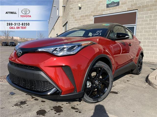 2021 Toyota C-HR CVT (Stk: 48856) in Brampton - Image 1 of 24