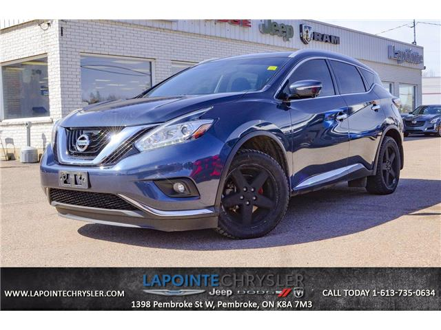2015 Nissan Murano  (Stk: 21096A) in Pembroke - Image 1 of 30