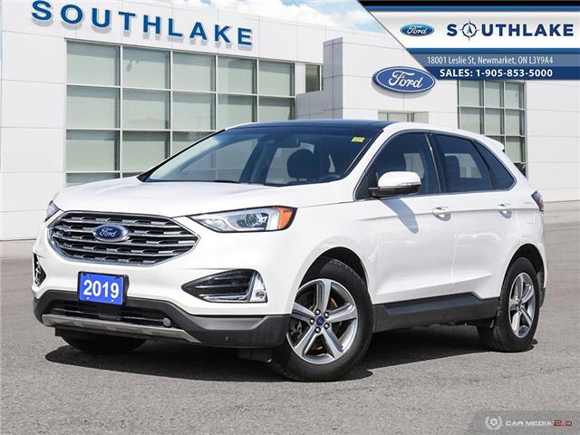 2019 Ford Edge SEL (Stk: P51619) in Newmarket - Image 1 of 27