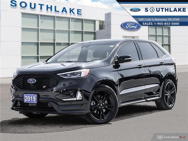 2019 Ford Edge ST (Stk: P51663) in Newmarket - Image 1 of 27