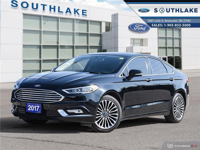 2017 Ford Fusion SE (Stk: P51649) in Newmarket - Image 1 of 27
