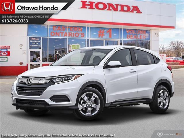 2021 Honda HR-V LX (Stk: 345420) in Ottawa - Image 1 of 23