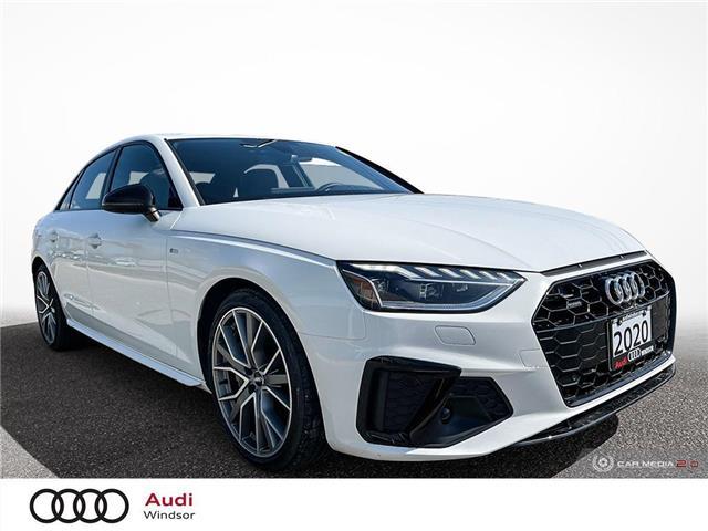 2020 Audi A4 2.0T Technik (Stk: 20614) in Windsor - Image 1 of 29