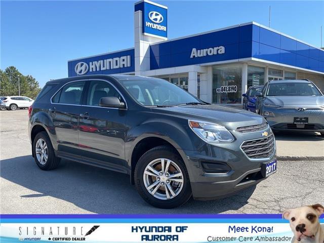 2017 Chevrolet Equinox LS (Stk: 224872) in Aurora - Image 1 of 21