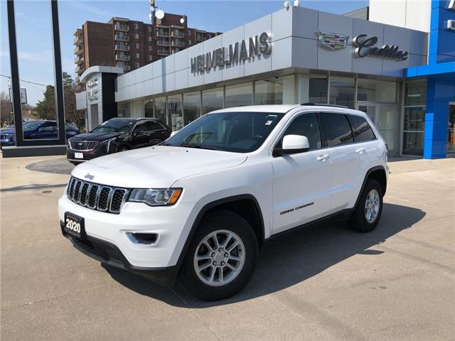 2020 Jeep Grand Cherokee Laredo (Stk: 21052A) in Chatham - Image 1 of 20