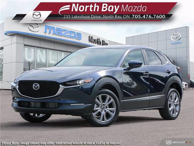 2021 Mazda CX-30 GS (Stk: 21140) in North Bay - Image 1 of 22