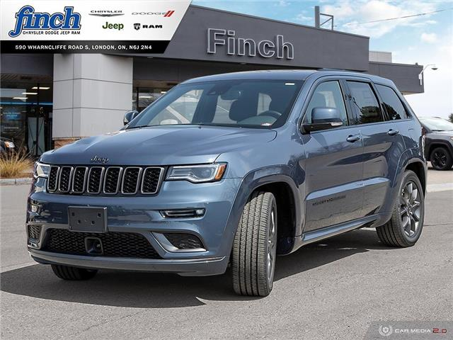 2021 Jeep Grand Cherokee Overland (Stk: 101154) in London - Image 1 of 27