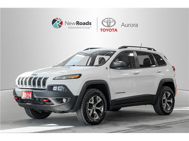 2014 Jeep Cherokee  (Stk: 354851) in Aurora - Image 1 of 21