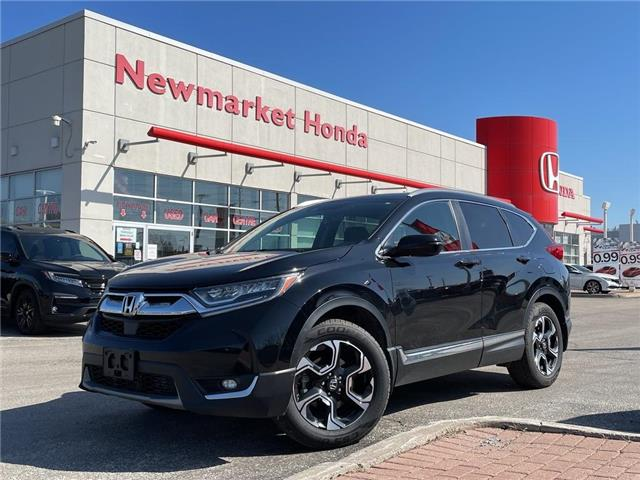 2018 Honda CR-V Touring (Stk: 21-3702A) in Newmarket - Image 1 of 23