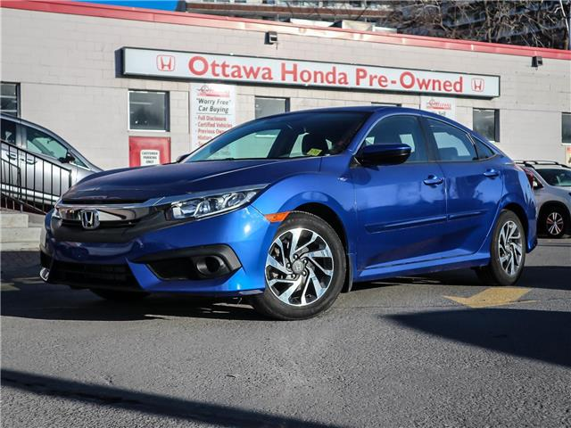 2018 Honda Civic SE (Stk: H89410) in Ottawa - Image 1 of 26