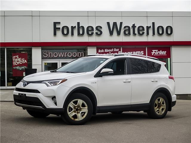 Used 2016 Toyota RAV4 Hybrid  ONE OWNER LE HYBRID  - Waterloo - Forbes Waterloo Toyota